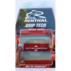 Puños Renthal Dual Tapered MX blando naranja G164