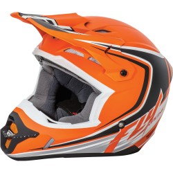 Fly Kinetic Full Speed Matte Orange Black