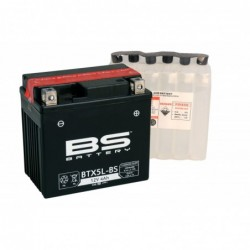 Batería BS Battery BTX5L-BS