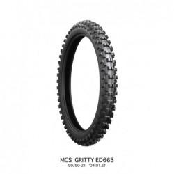 Neumático Bridgestone 90/90 -21 ED663 54R TT WAR 78529