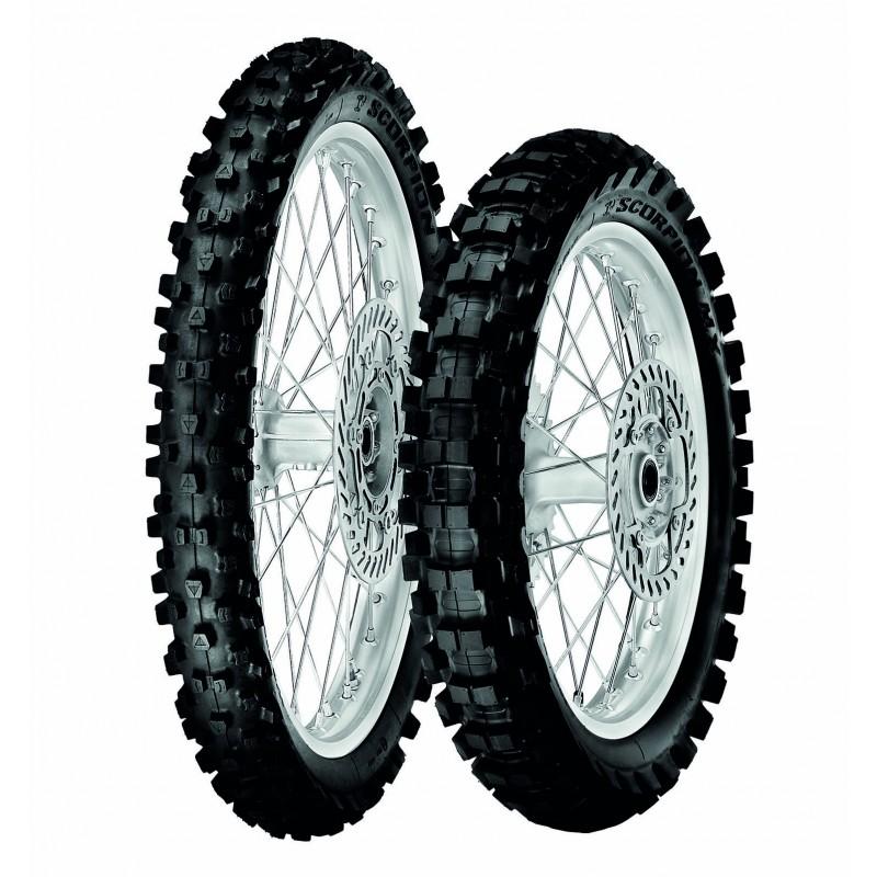 Neumático Pirelli MX Scorpion MX eXTra J 110/90-17 M/C 60M TT