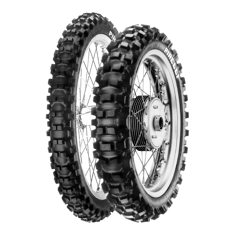 Neumático Pirelli MX Scorpion XC Mid Hard 120/100-18 M/C 68M TT