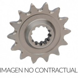 Piñón Renthal anti-barro 13 dientes 360A-520-13GP  GAS GAS EC 200 (00-02) EC 200 (03-15) EC 250 (00)