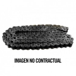 Cadena DID 520 con 118 eslabones negro