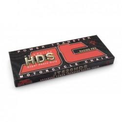 Cadena JT 520HDS con 120 eslabones negro