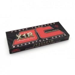 Cadena JT GB520X1R con 120 eslabones oro