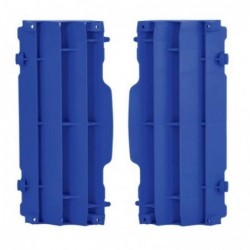 Aletines de radiador Polisport 8455300003 azul Husqvarna