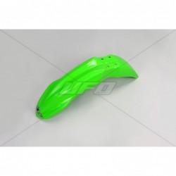 Guardabarros delantero UFO Kawasaki verde KA04723-026