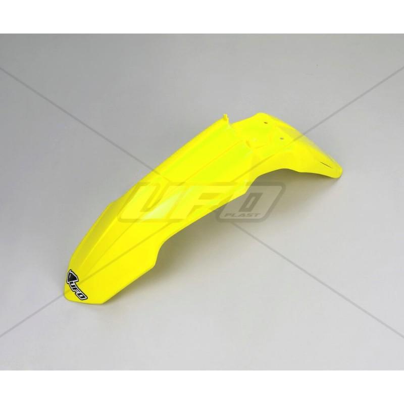 Guardabarros delantero UFO Suzuki amarillo fluor