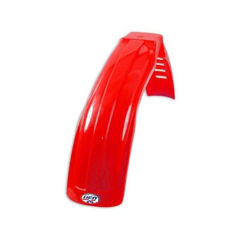Guardabarros delantero universal UFO cross-enduro mediano rojo ME08003-B