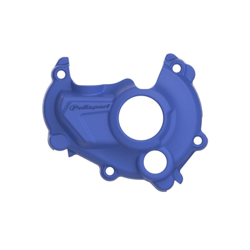 Protector tapa de encendido Polisport Yamaha azul 8460600002