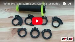 Puños Protaper Clamp-On